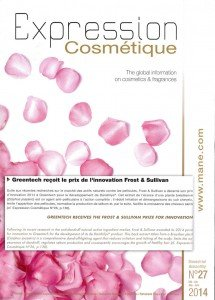 10-DANDRILYSr inno-award-Expression Cosmetique-May-June 2014