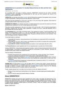 7-CERNILYSr-PROBIOPHYTE-FRESH-GREENSOFTSr-FERMENT'ACTIVES-DANDRILYSr-Special-Chem-30-April-2014