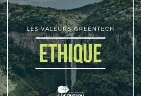 valeurs greentech ethique