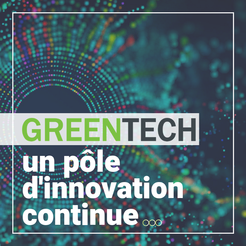 greentech pole innovation continue