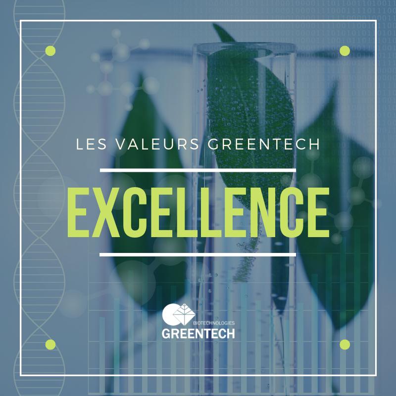 valores greentech excelencia