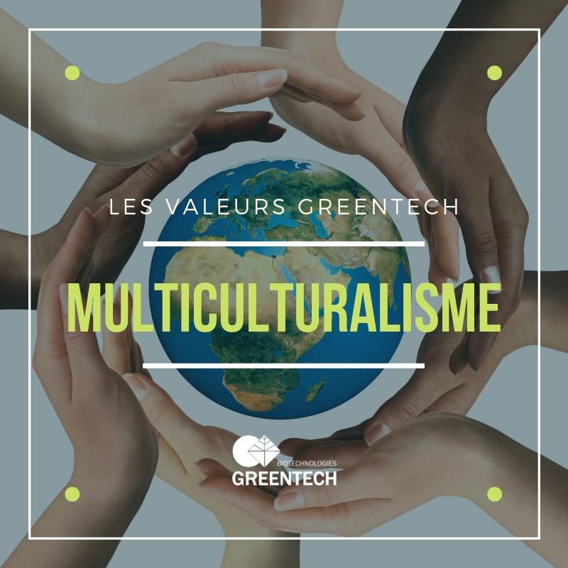 Valores greentech multiculturalismo