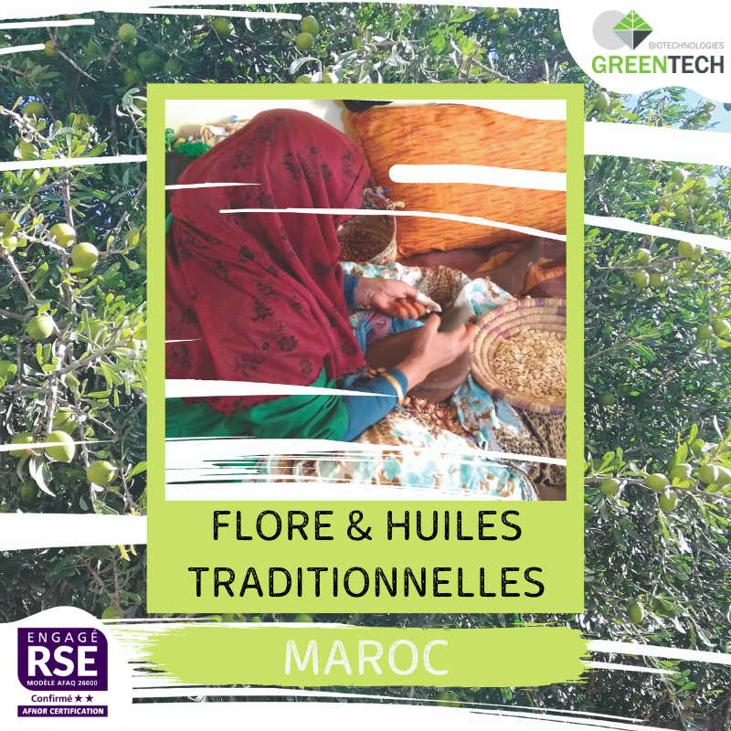 Our historical Supply Chains - #5 : Morocco: Flora and traditional Moroccan oils