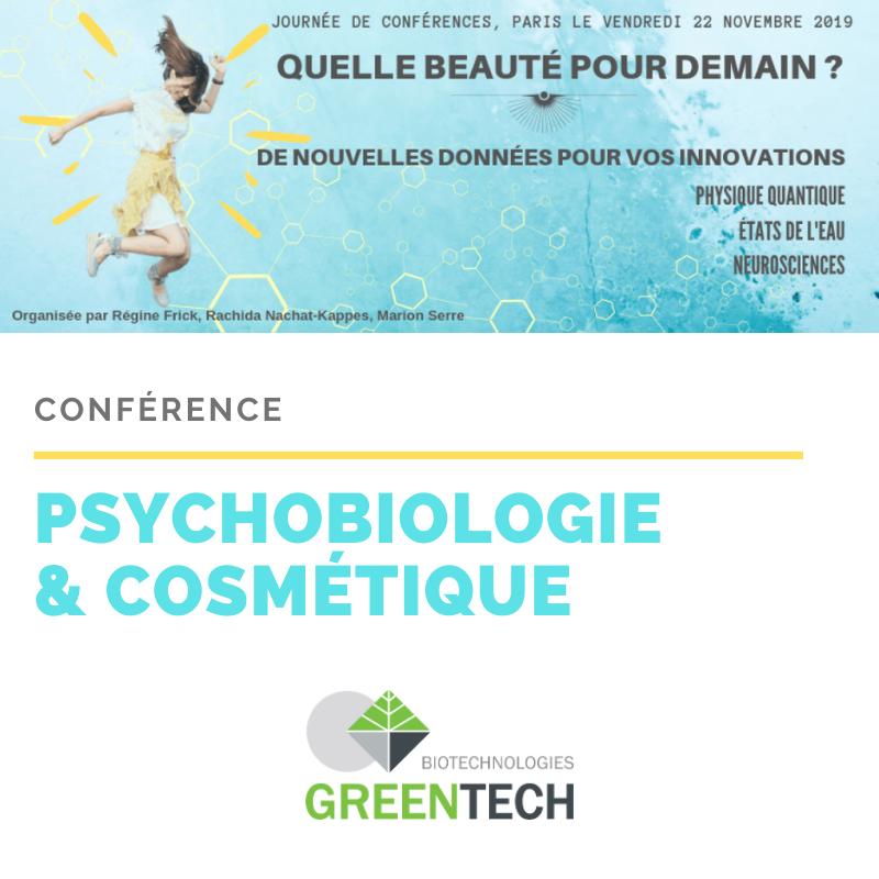 Conferencia GREENTECH