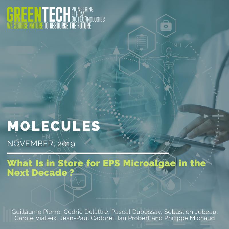 Greentech microalgae research