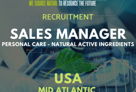 GREENTECH RECRUITMENT - Sales Manager - Mid Atlantic USA region