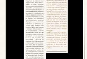 Greentech : nouveaux ingrédients actifs 2020