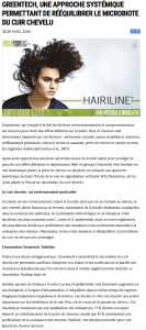 GREENTECH HAIRILINE