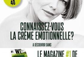 Magazine greentech Creme emotionnelle
