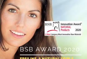 EPSILINE® récompensé par les BSB Awards greentech