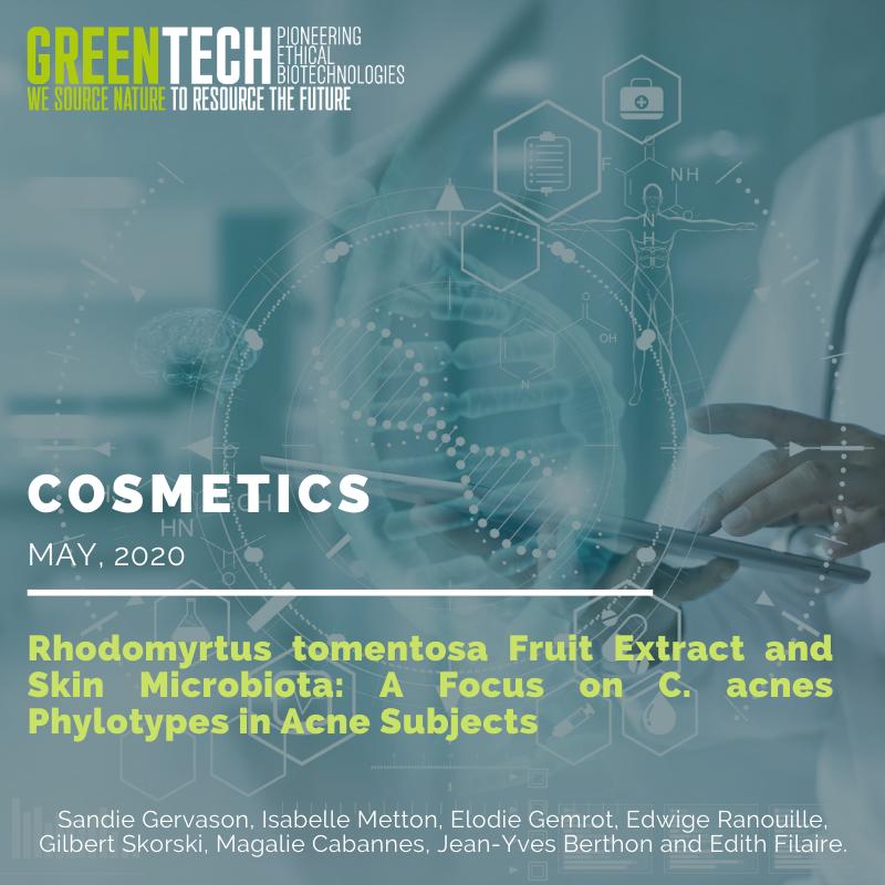 Greentech research acnilys