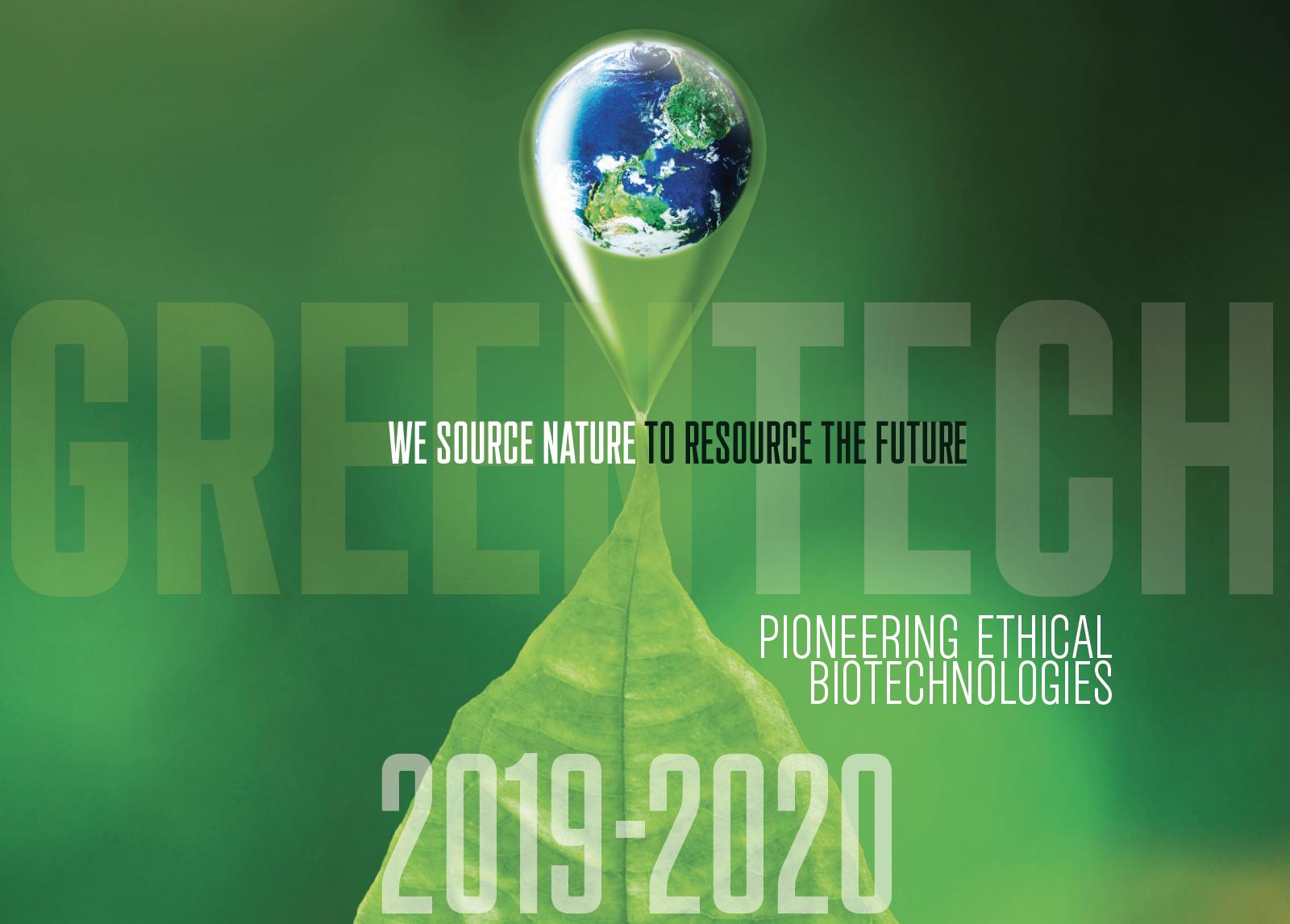 RAPPORT RSE 2020 greentech
