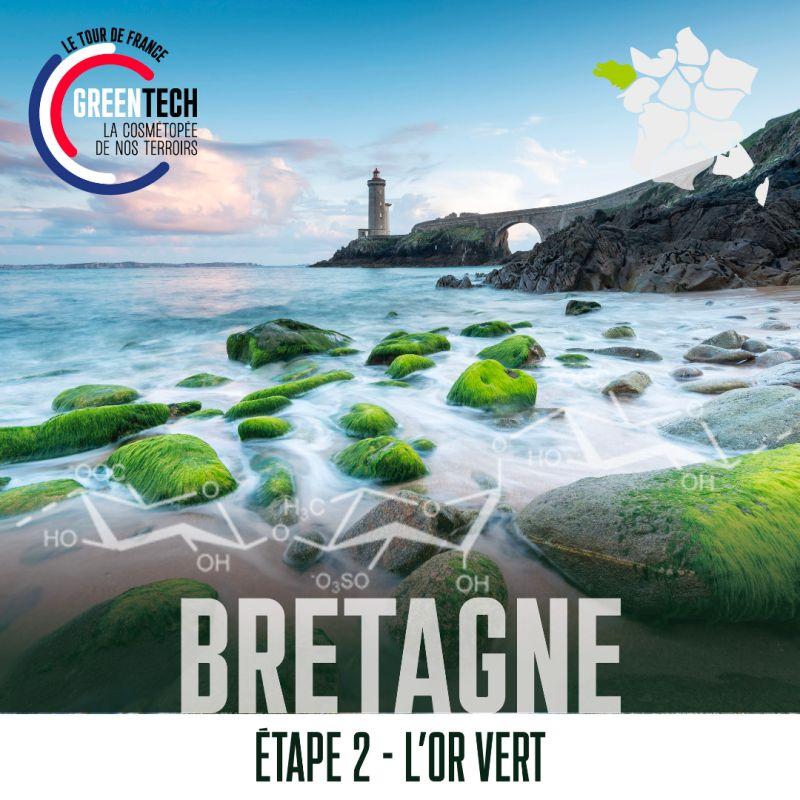 Tour de France GREENTECH - Etape 2: La Bretagne