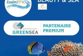 Greensea partenaire premium de MyBlueCosmET'IC 2021
