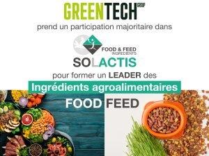 Groupe Greentech reprend Solactis