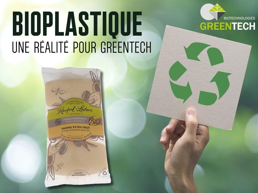 Bioplastique: une réalité pour Greentech