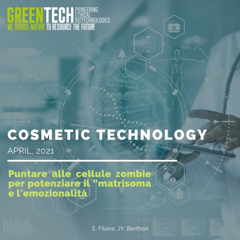 Greentech article scientifique