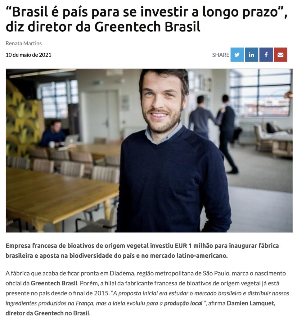 Greentech Brasil