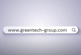 Nouveau site web du Groupe Greentech